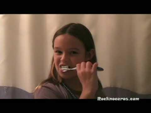 Brush Your Teeth   Rocknoceros