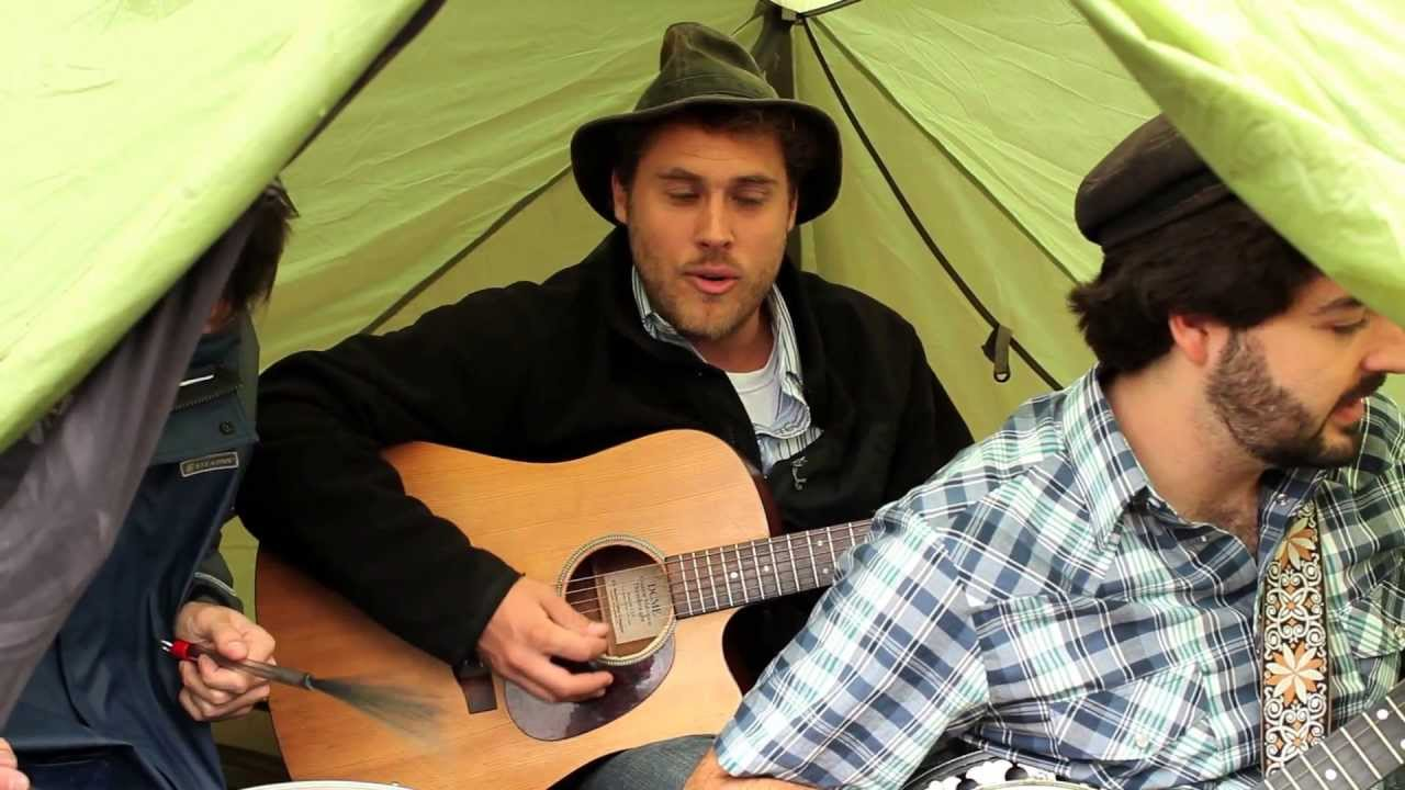 Campin' Tent | The Okee Dokee Brothers
