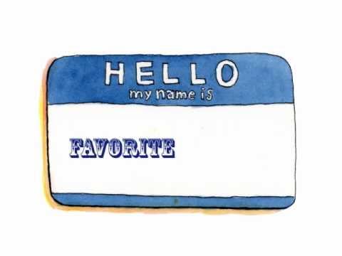 Favorite Names | Key Wilde & Mr Clarke