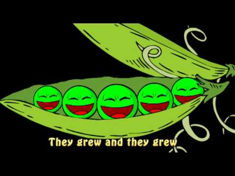 Five Green Peas