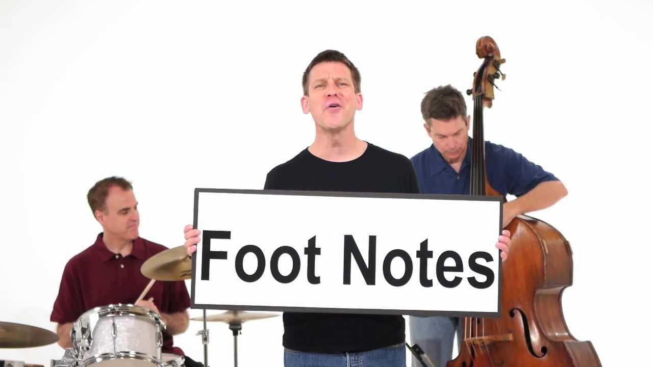 Foot Notes | Jim Gill