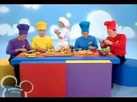 Fruit Salad | The Wiggles