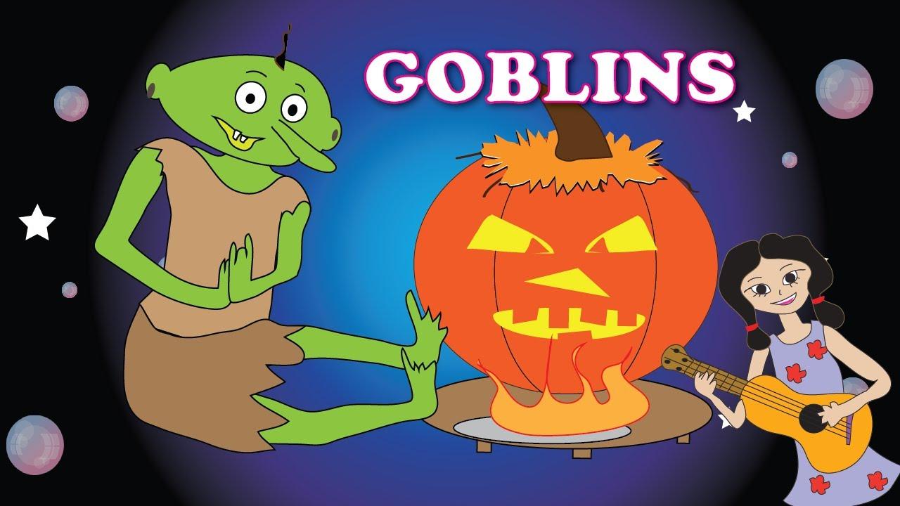 Goblins | DidiPop - Free Kids Music