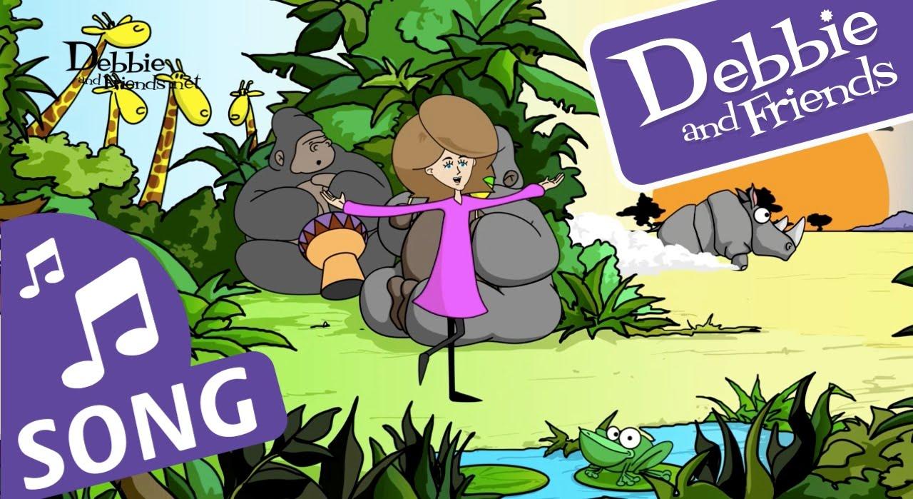 Hangin' Around | Debbie And Friends