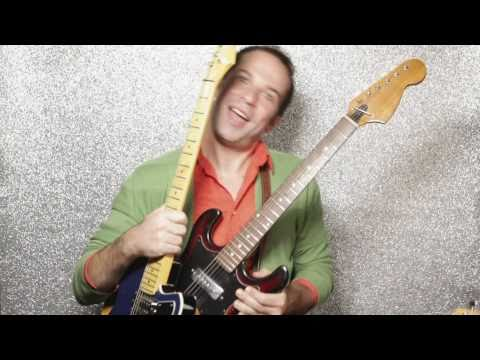 Happy Sad Silly Mad | Jeremy Plays Guitar