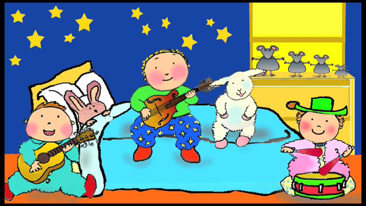 Hush Little Baby | The Bluegrass Babies