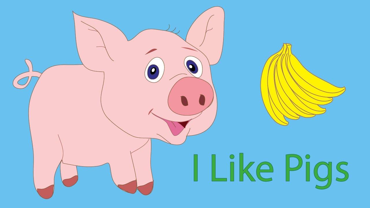 I Like Pigs | DidiPop