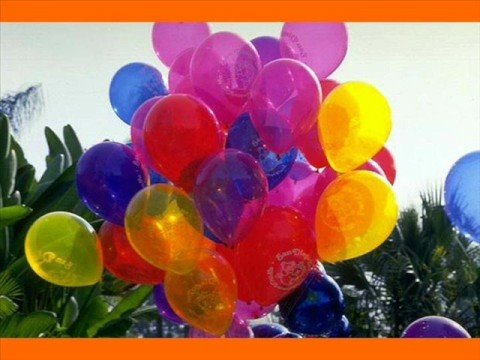 I Love Balloons! | The Raytones!