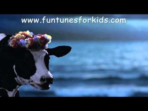 I Met A Cow Wearing A Moo Moo | Brent Holmes