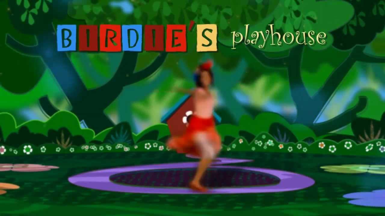 Iguana Wants to Baila | Birdie's Playhouse