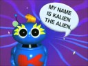 Kalien The Alien | Mr. Ray