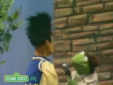 Kermit Reports On Rapunzel | Sesame Street
