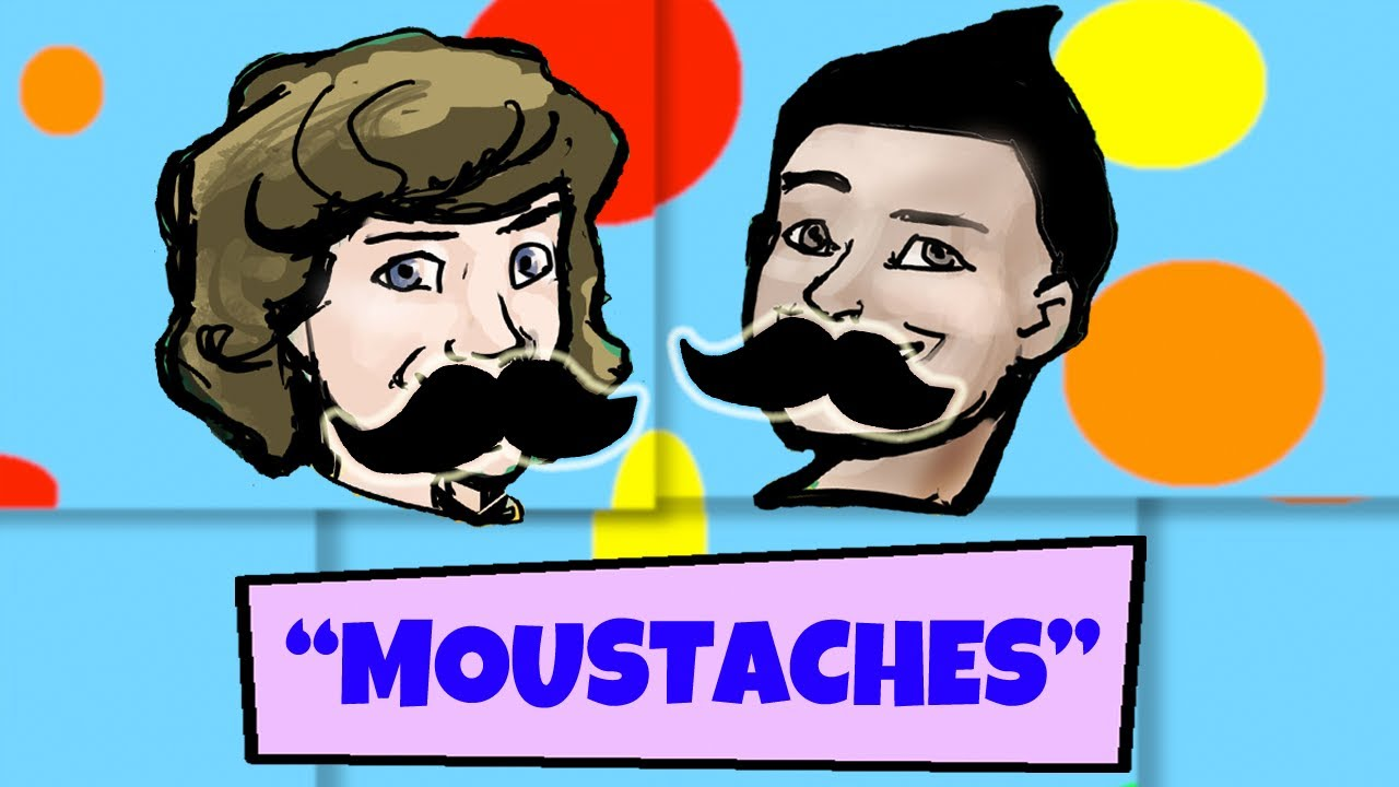 Moustaches | The Zing Zangs