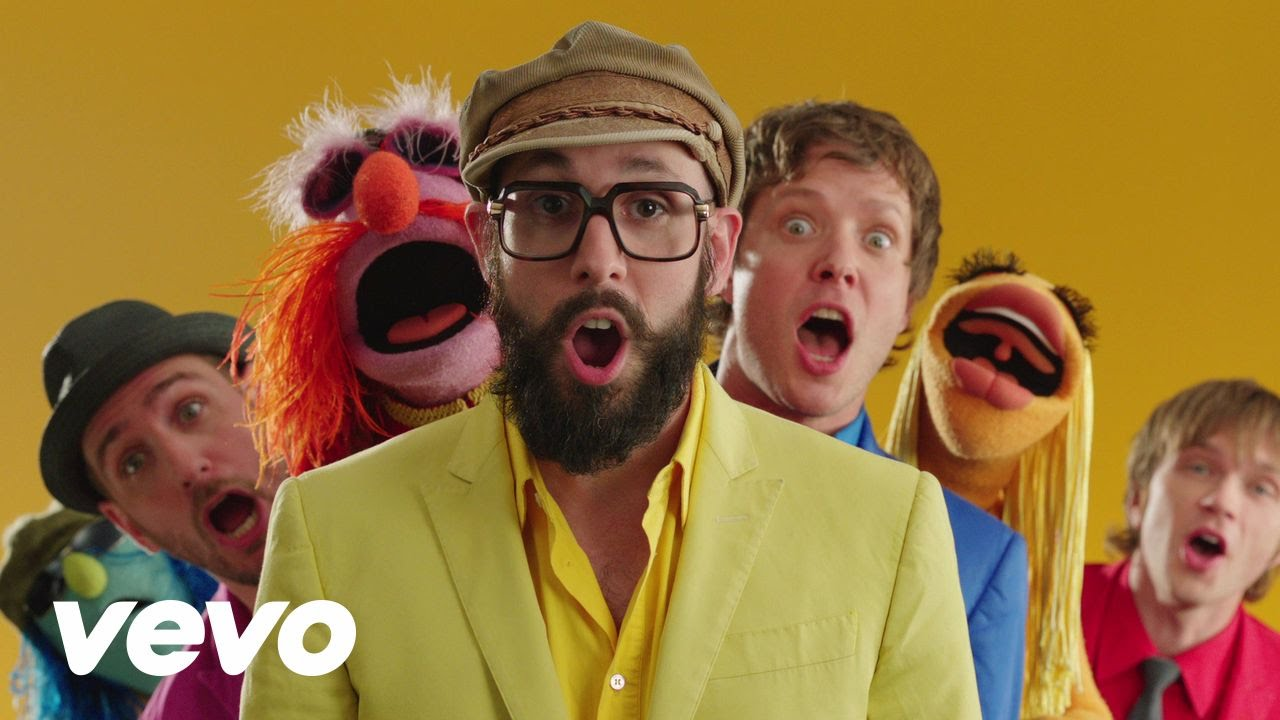 Muppet Show Theme Song | OK Go & The Muppets