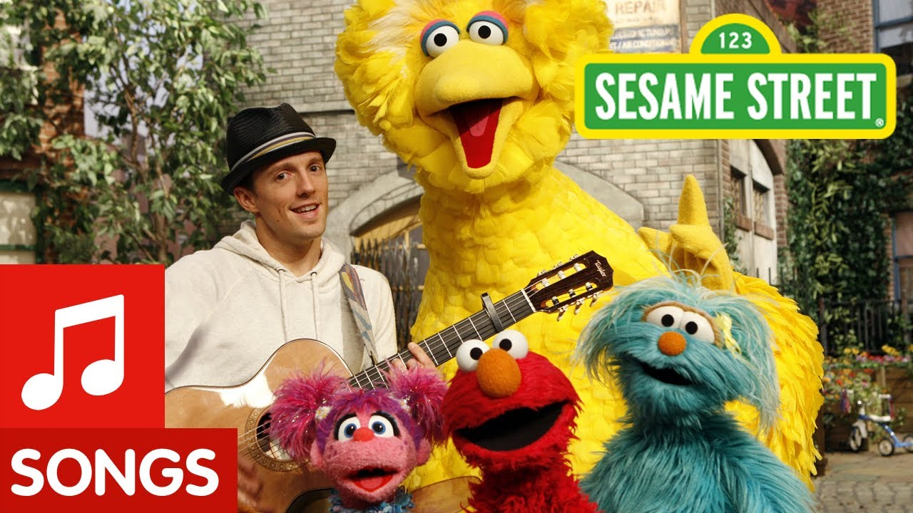 Outdoors | Sesame Street with Jason Mraz