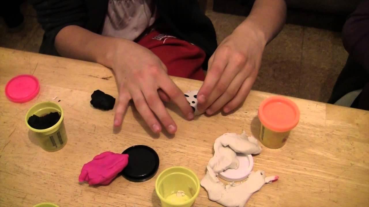 Playdough (Play Doh) | Candy Band