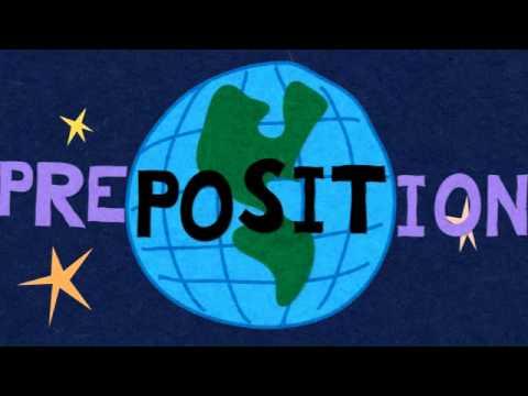 Preposition | The Bazillions