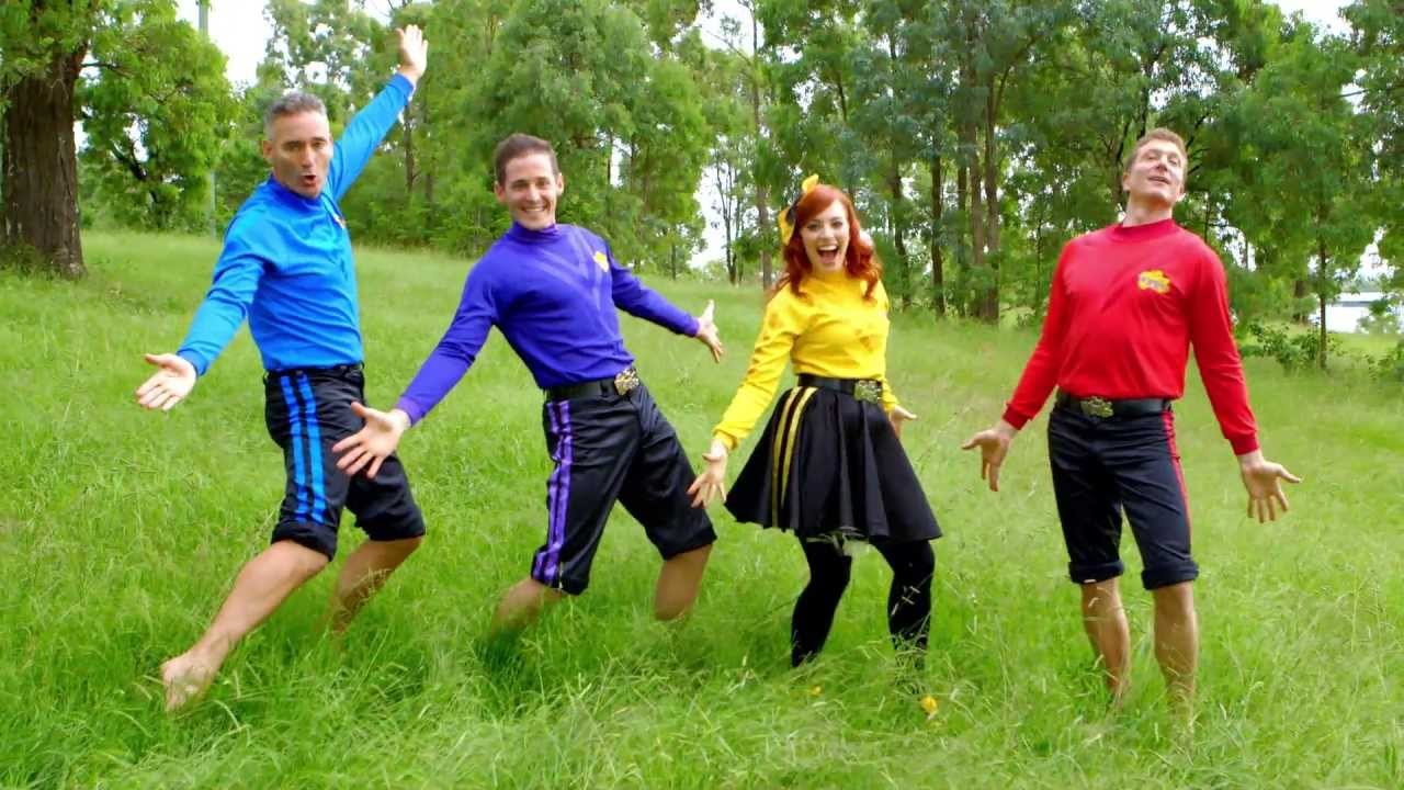 Say the Dance, Do the Dance   The Wiggles
