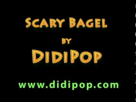 Scary Bagel | DidiPop