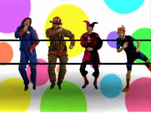 Shakable You | Imagination Movers