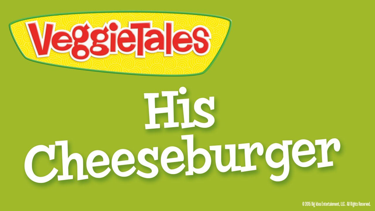 Silly Cheeseburger Song | Mr. Lunt