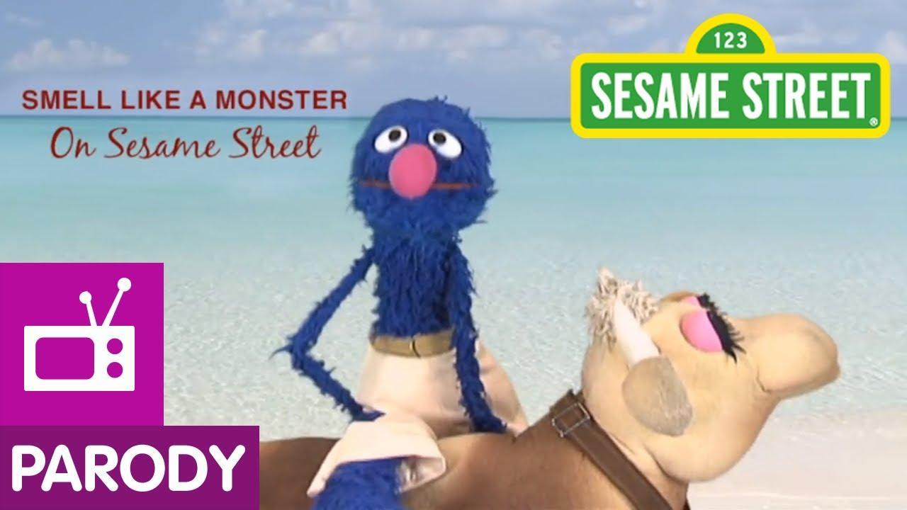 Smell Like A Monster | Sesame Street