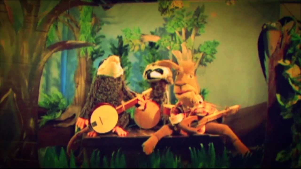 Tails | The Red Yarn Puppet Band
