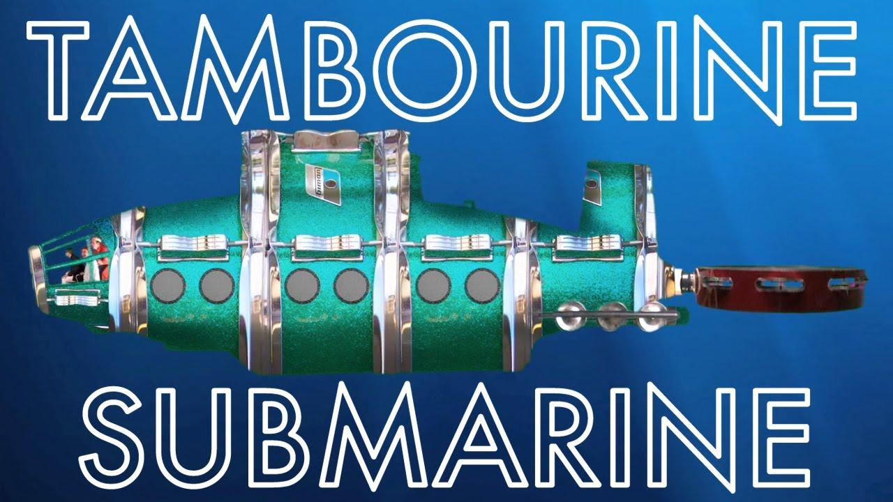 Tambourine Submarine   Recess Monkey