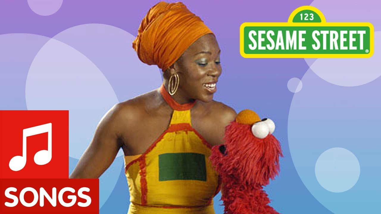 The Alphabet Song | Elmo & India Arie