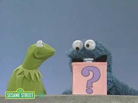 The Mystery Box | Kermit & Cookie Monster