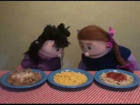 The Pasta Song | Madeline L Pots
