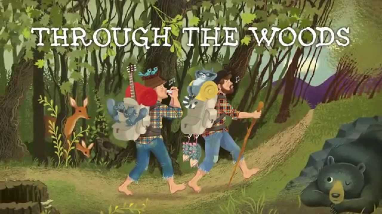 Through The Woods | The Okee Dokee Brothers