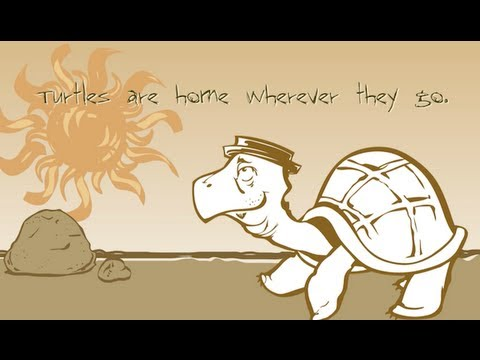 Turtles Are Home | Bill Crosby