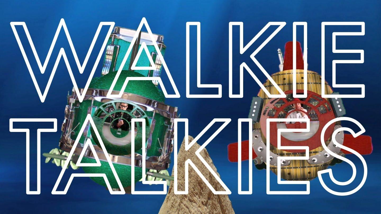Walkies Talkies | Recess Monkey