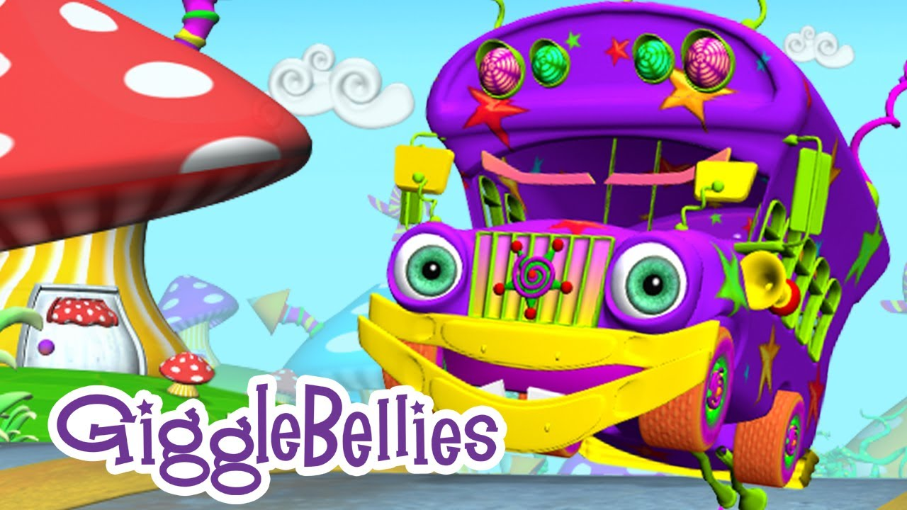Wheels On The Bus | The GiggleBellies