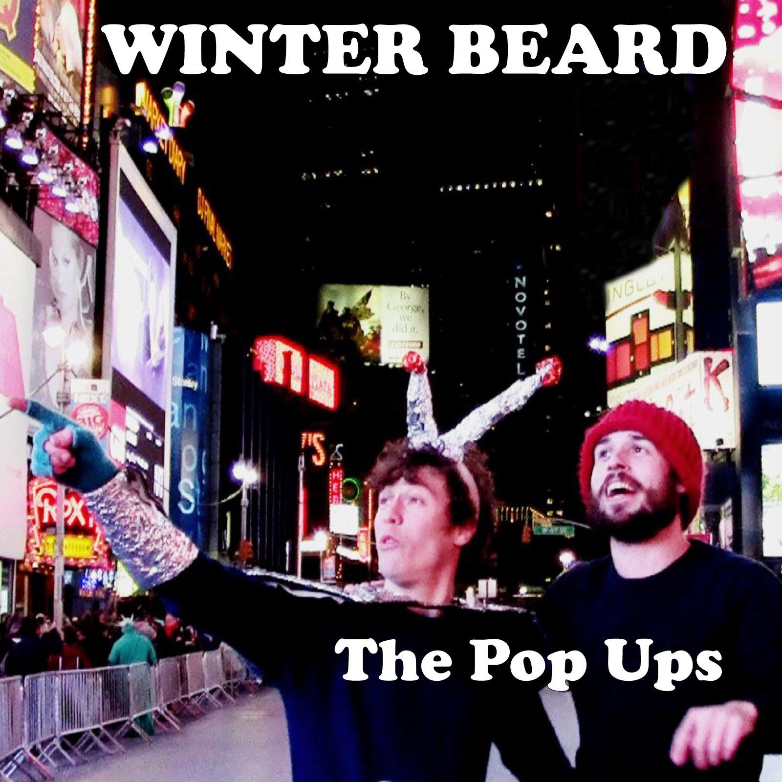 Winter Beard | The Pop Ups