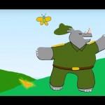 Bird And Rhino | The Pop Ups