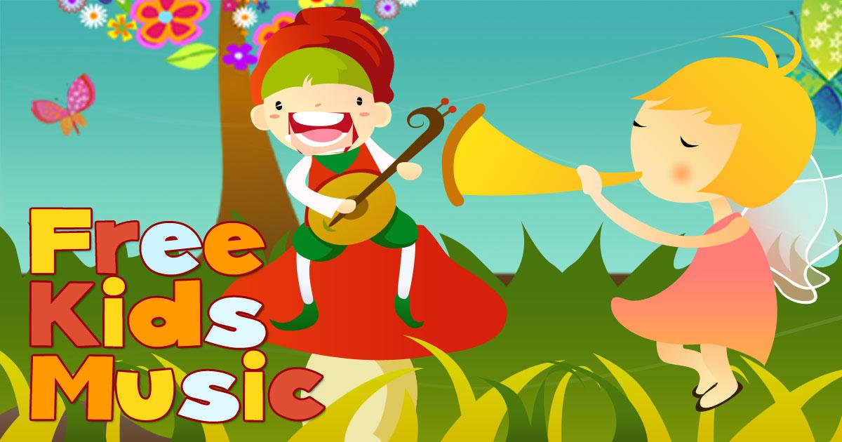 Download Free Kids Music MP3s From Top Indie (Kindie ...