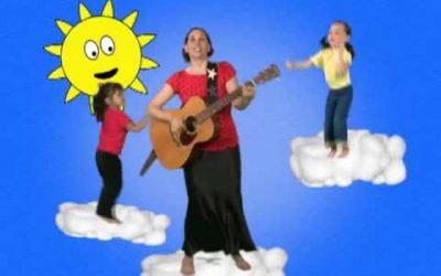 The Sun Dance Kids Yoga | Bari Koral Family Rock Band