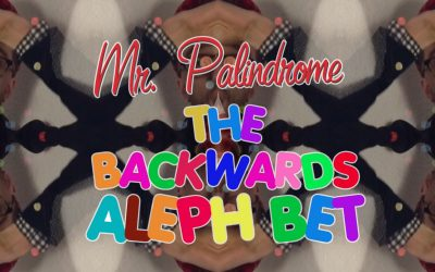 Backwards Aleph Bet | Mr. Palindrome