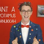I Want A Hippopotamus For Hanukkah | Mr. Palindrome