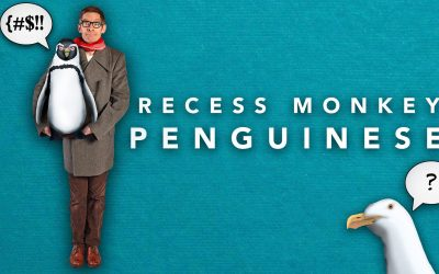 Penguinese | Recess Monkey