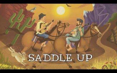 Saddle Up | The Okee Dokee Brothers