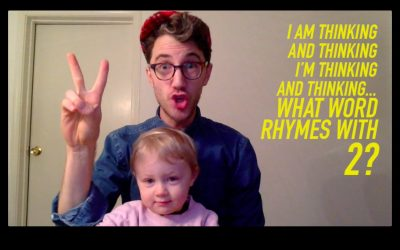 What Word Rhymes With Two? | Mr. Palindrome