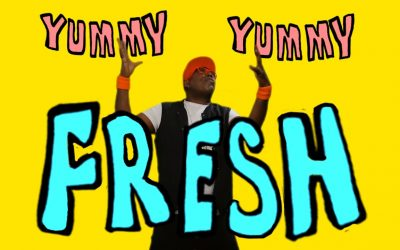 Yummy Yummy Fresh | Alphabet Rockers (ft. Mista Cookie Jar)