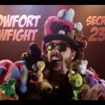 Pillow Fort Pillow Fight | Secret Agent 23 Skidoo