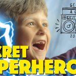 Secret Superhero | Secret Agent 23 Skidoo