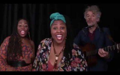 Rock Island Line | Dan Zanes (ft. Claudia Eliaza & Pauline Jean)