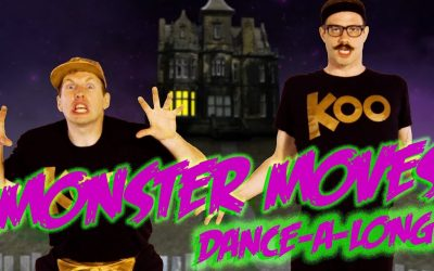 Monster Moves | Koo Koo Kanga Roo