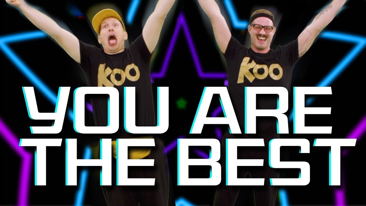 You Are The Best Koo Koo Kanga Roo Free Kids Music